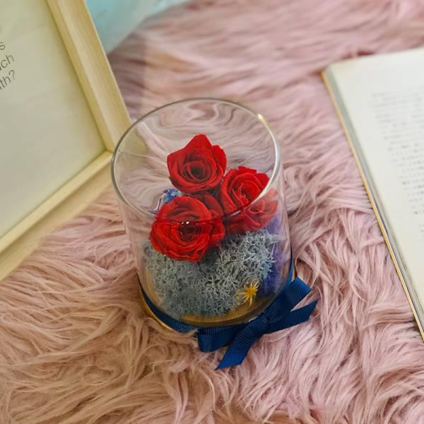 Floral Jar - Passion