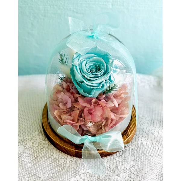 Floral Dome - Tiffany Spring